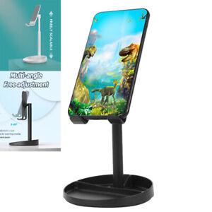 Adjustable-Portable-Mobile-Phone-Stand-Desktop-Holder-Table-Desk-Mount-CH