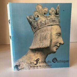 Catálogo Exposición Las Pompa de La Gótico El Siglo Charles V 1981
