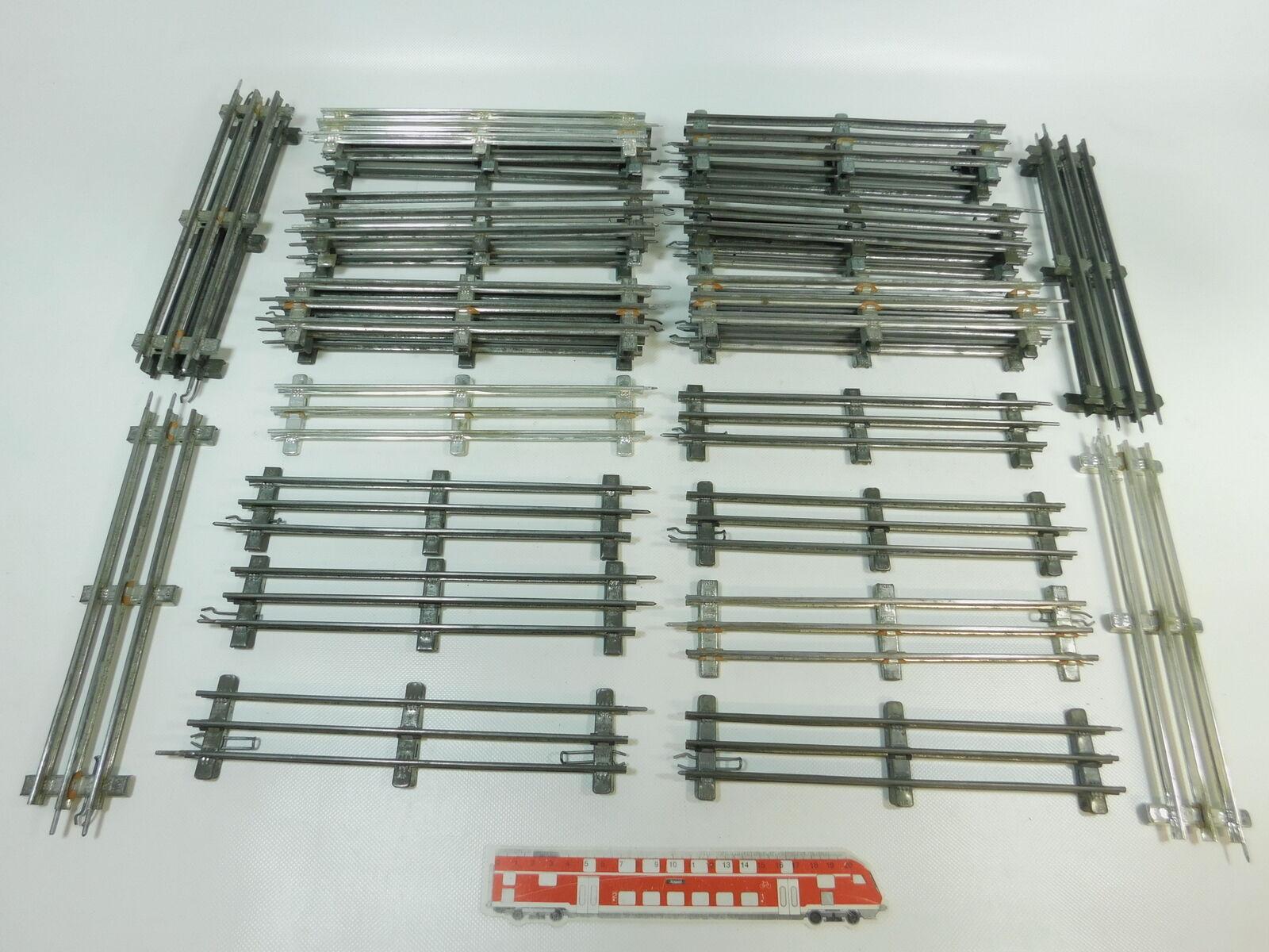 Bk393-3 32x KARL BUB / Kb Traccia 0 BINARIO DRITTO  26 cm  per elettrica