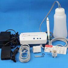Dental Woodpecker Ultrasonic Pizeo Scaler Uds L Led Handpiece Water Bottle 110v