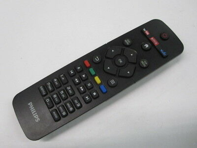 Philips Remote Control OEM - NBC - youtube - netflix - vudu | eBay