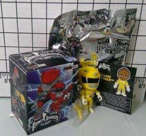 Loyal Subjects Mighty Morphin Power Rangers Movie Mini-Figure - Yellow Ranger