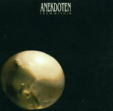 ANEKDOTEN: From within (1999); Virta 003 neo-prog from Sweden with Mellotron Neu