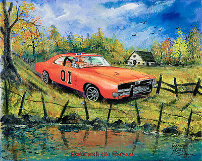 """Home with the General"" 2017 James Best Dukes of Hazzard ..."