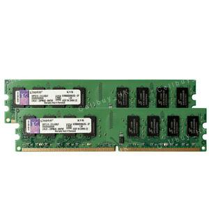 4GB-2X2GB-PC2-6400-DDR2-800MHz-240pin-DIMM-Non-ECC-Memory-For-Palit-N73PV-LGA775
