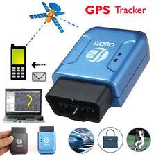 OBD II Realtime GPS Tracker Car Truck Vehicle Mini Spy Tracking Device GSM GPRS