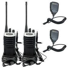 2xRetevis RT7 Walkie-Talkie UHF 400-470MHz 16CH 5W FM VOX Scan Two Way Radio US