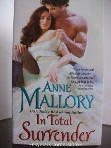 1 of 1 - Anne Mallory *In Total Surrender*#3 Secrets-Historical Romance Fiction-freepost