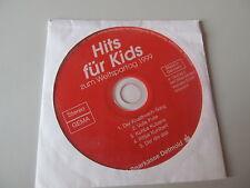 CD Hits für Kids zum Weltspartag 1999 - Sparkasse Detmold