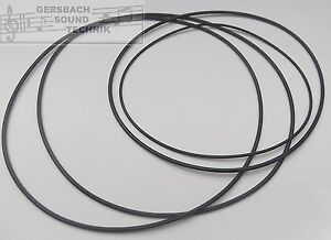 Riemensatz-Philips-Tonband-N-4418-Rubber-drive-belt-kit