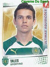 381 TALES SPORTING.CP PORTUGAL UPDATE STICKER FUTEBOL 2011 PANINI