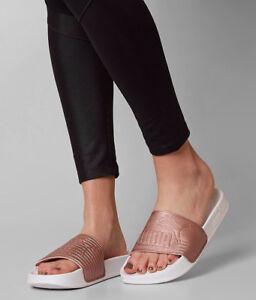 b1b137d7b03 New PUMA Copper Rose Leadcat Leather Slide Sandal 6.5 7.5 Women s ...