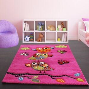 Enfants-tapis-enfants-tapis-filles-chambre-rose-pepiniere-tapis-salle-de-jeux-enfants-chambre-a