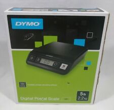 Dymo Digital Postal Scale 5lb Model M5 Black Withbox Tested