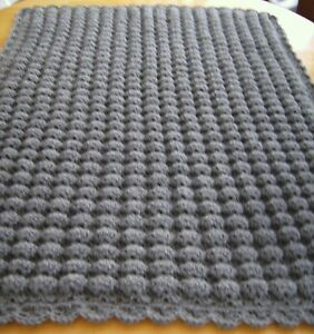 BABY BLANKET Knit Baby lace afghan Gift for New Baby Baptism accessory Baby shower gift Swaddle Blanket Throw blanket crochet Blanket