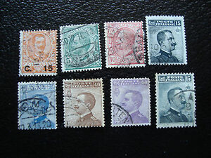Italy-Stamp-Yvert-and-Tellier-N-75-A-82-Obl-A11-Stamp-Italy-T