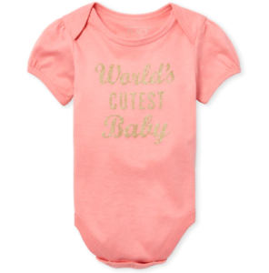 Baby Onepiece Bodysuit This Is What The World/'s Cutest Baby Looks Like