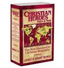 Christian Heroes Gift Set (1-5): Christian Heroes: Then & Now by Geoff Benge (Paperback / softback)