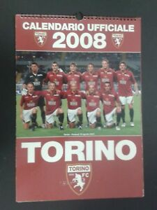 Torino Fc Calendario.Dettagli Su Calendario Ufficiale Torino Fc 2008