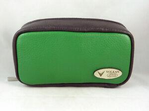 borsello porta pipe & tobacco Volkan Alberto Paronelli leather bag handmade