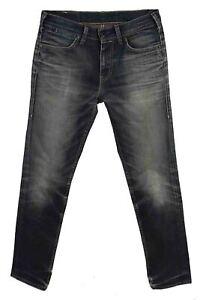 Vintage-Unisex-Levis-Mid-Waist-Jeans-Sport-Denim-31-in-blau-j4370