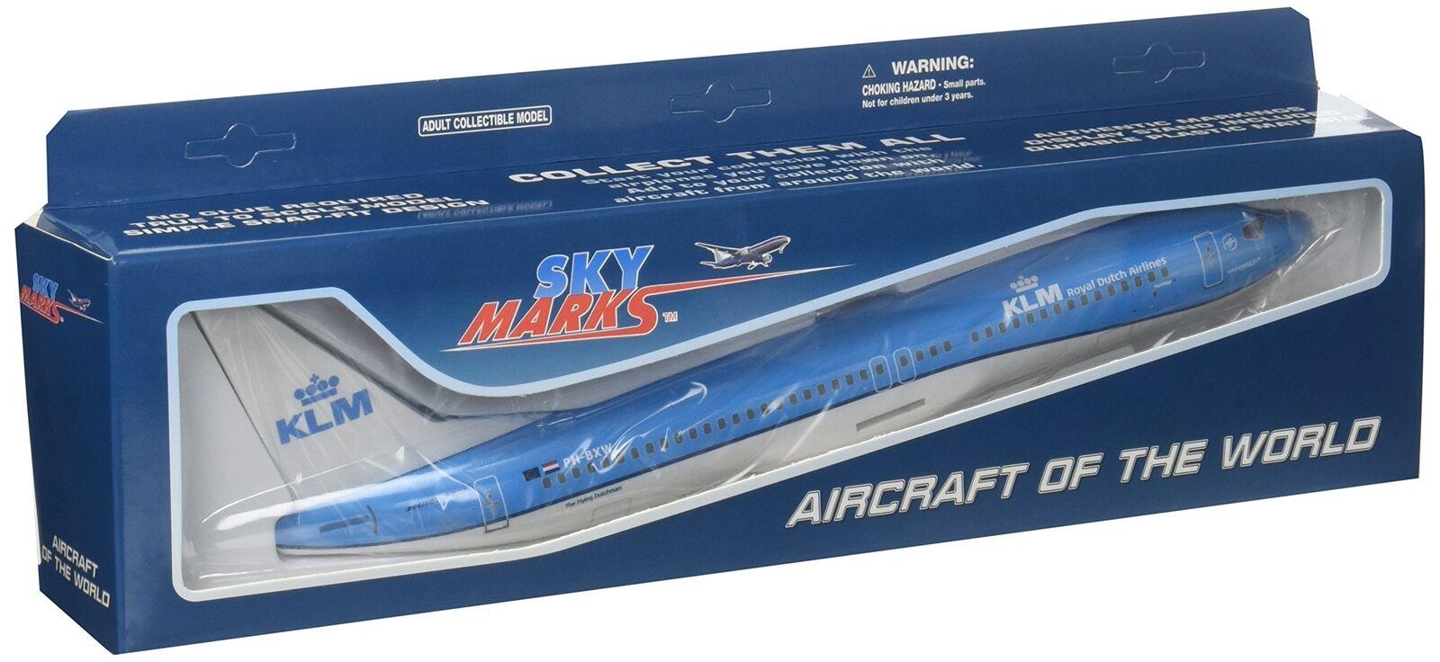 SKR844 Skymarks KLM 737-800 1 130 nuevo modelo de avión librea