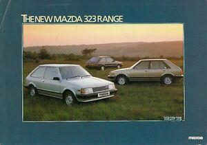 mazda 323 estate 1980