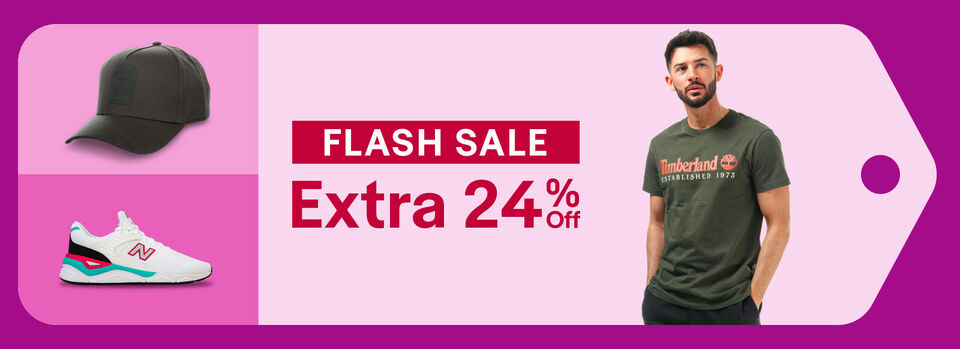 Shop Flash Sale - Be Quick! An Extra 24% off at Get The Label