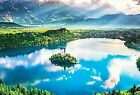 Beverly Jigsaw Puzzle 51-236 Lake Bled Slovenia 1000 Pieces49×72cm Japan