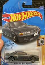 BNR32 Hot Wheels 2020 HW Turbo Series #2 Nissan Skyline GT-R Mtflk Dark Gray
