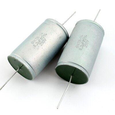 Stage Audio Crossover Capacitor Audiophile Audio Capacitor Capacitance Film QWHN