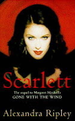 1 of 1 - Scarlett: The Sequel to Margaret Mitchell's  Gone with the Wind  DIFF COVER