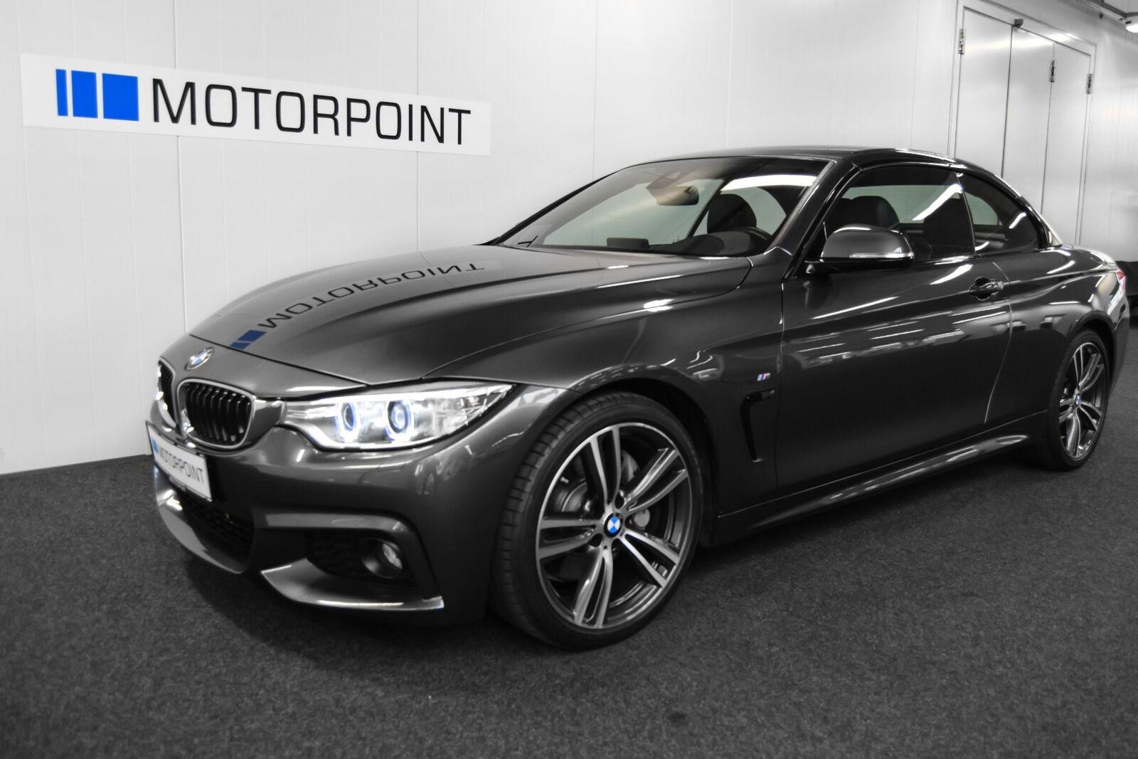 BMW 435i 3,0 Cabriolet aut. 2d - 3.420 kr.