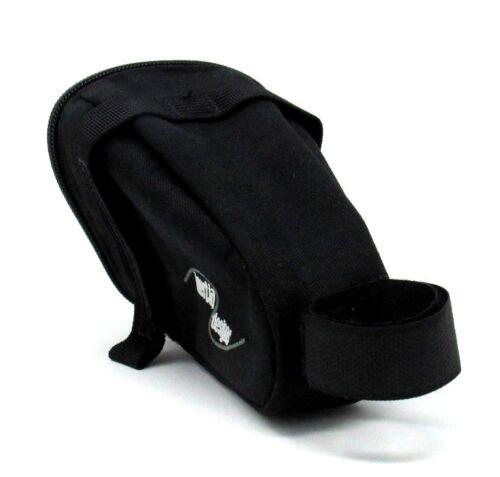 1 Inertia Designs Bexley TRIANGLE BIKE CARGO POUCH Black Made in USA