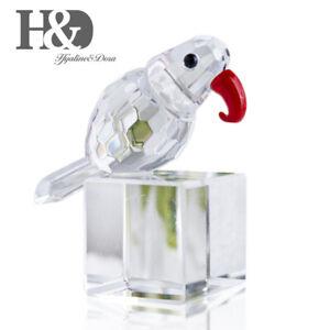 Crystal-Animal-Figurines-Cut-Glass-Woodpecker-Figurine-Paperweights-Wedding-Gift
