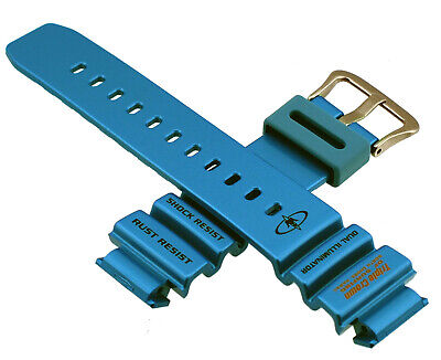 ORIGINAL CASIO G-SHOCK REPLACEMENT BAND STRAP for G9100TC-2 G-9100TC-2V BLUE