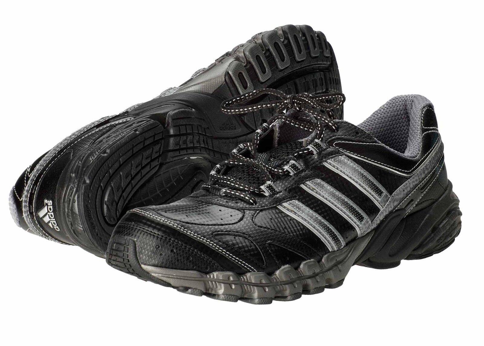 Adidas Laufschuhe Kooger Synth, black silver, 929479 - Running