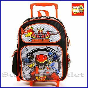 0857a31b0dd3 Power Rangers Rolling Backpack 16