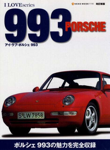 Book I Love Porsche 993 Carrera Targa Gt2 Turbo 911rs Rsr S 4s Japan