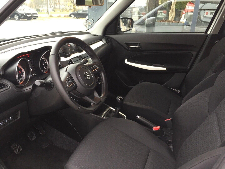 Suzuki Swift 1,2 Hybrid Exclusive