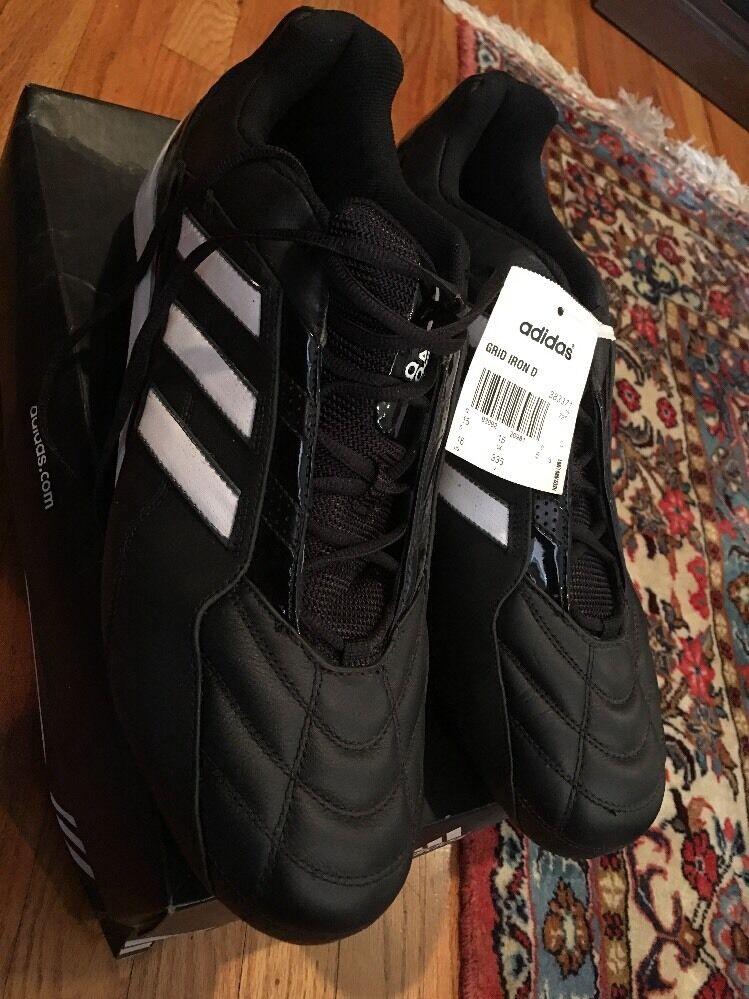 adidas - eisen - d größe. black american football stollen größe. d 38e354