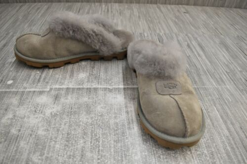 **UGG Coquette 5125 Slippers, Women's Size 7, Gray