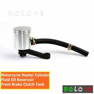 Master Cylinder Fluid Oil Reservoir Front Brake Clutch Tank For Honda Ducati BMW