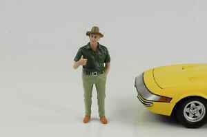Figurine-Week-End-car-Show-Plus-Vieux-Homme-Chapeau-1-18-American-Diorama-VIII
