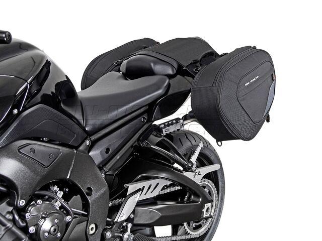 SW Motech Blaze Motorcycle Panniers to fit Yamaha FZ8 / Fazer / FZ1 / Fazer