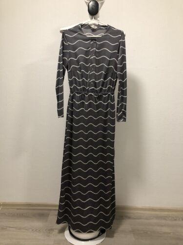 Vintage 70's MARIMEKKO maxi dress, size M