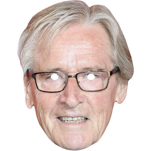 William Roache TV Celebrity Actor Card Face Mask All Our Masks Are Pre-Cut!