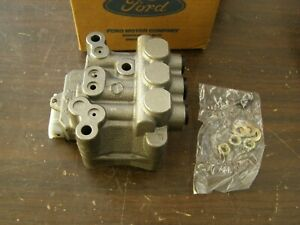 NOS-OEM-Ford-1985-1992-Lincoln-Mark-Brake-Pressure-Valve-1986-1987-1988-1989