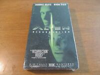 Alien Resurrection (vhs, 1998) Brand