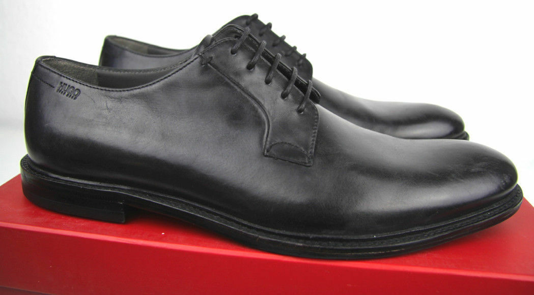 BOSS BY HUGO SCHNÜRER C-CONORS 42  SCHUHE DERBY OXFORD SHOES LACE UP DERBY SCHUHE SNEAKER 8 5b22f0